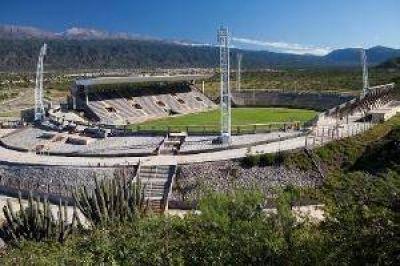 Piden explicaciones a Obras Públicas por el Estadio de fútbol