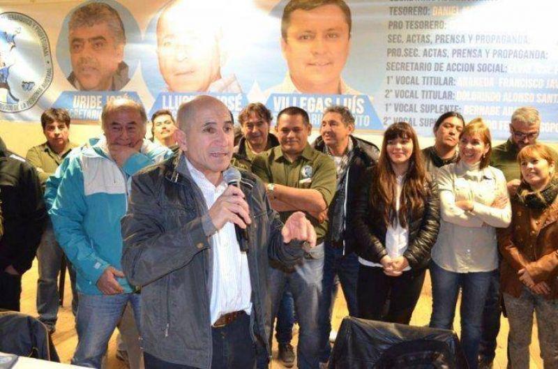Petroleros Jerárquicos: Llugdar sumó apoyo en el lanzamiento de su campaña