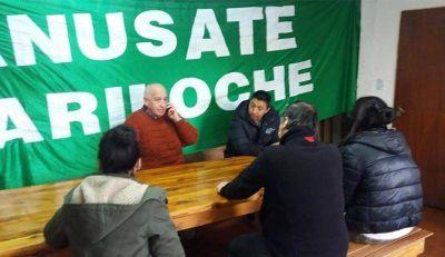 Reorganizaron en Bariloche agrupación gremial de ATE