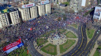 Nueva marcha en Chile contra la jubilación privada