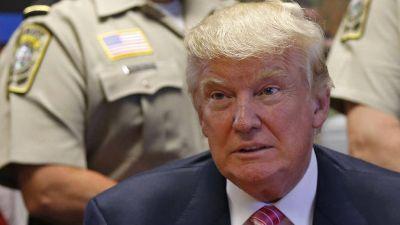 Donald Trump bajó su tono discriminador sobre la inmigración:
