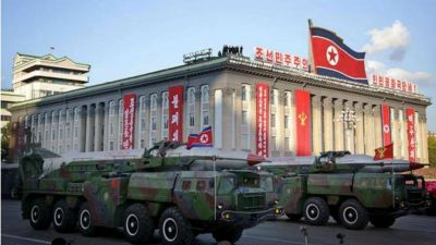 Kim Jong-un amenazó con lanzamientos nucleares por las maniobras militares de EEUU y Corea del Sur
