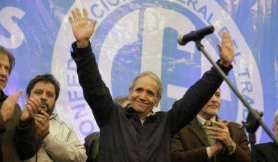 La Sindical Federal renunció a los cargos y se retiró del congreso de la CGT