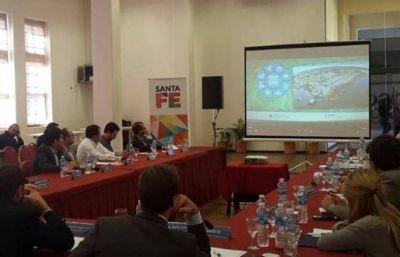 Chaco presentó el Programa de Planificación Urbana Integral