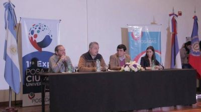 Passalacqua inauguró la primera Expo Posadas Ciudad Universitaria