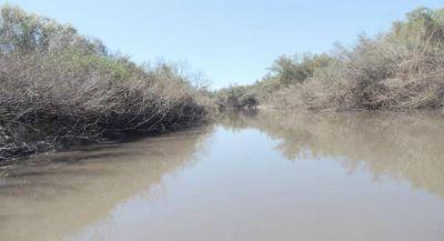 Expectativas por proyecto hidráulico en el Sur correntino