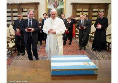 El Papa Francisco env�a su saludo a los participantes del S�nodo Valdense reunido en Torre Pellice