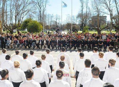 Se realizó el acto inaugural de la Academia de Policía para la Prevención Local