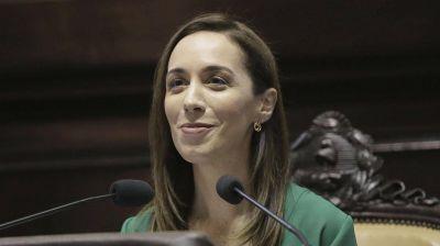 Nuevas amenazas a María Eugenia Vidal