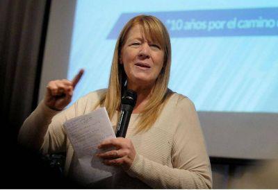 Stolbizer contraataca: revel� nuevo v�nculo Cristina-L�zaro