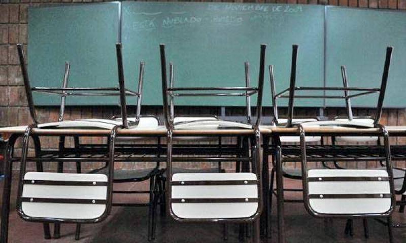 El mi�rcoles se espera un nuevo paro docente