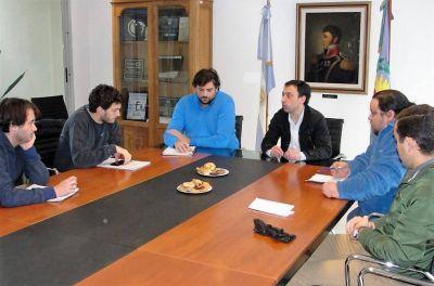 Analizan en Balcarce la implementación del boleto estudiantil gratuito