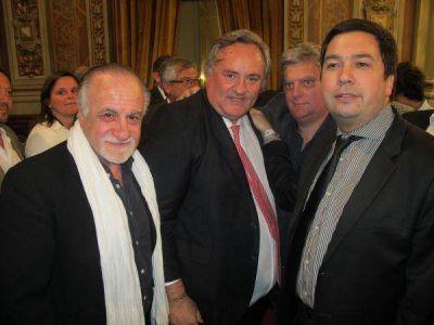 La UCIP acompañó el nombramiento del nuevo Ministro de Producción