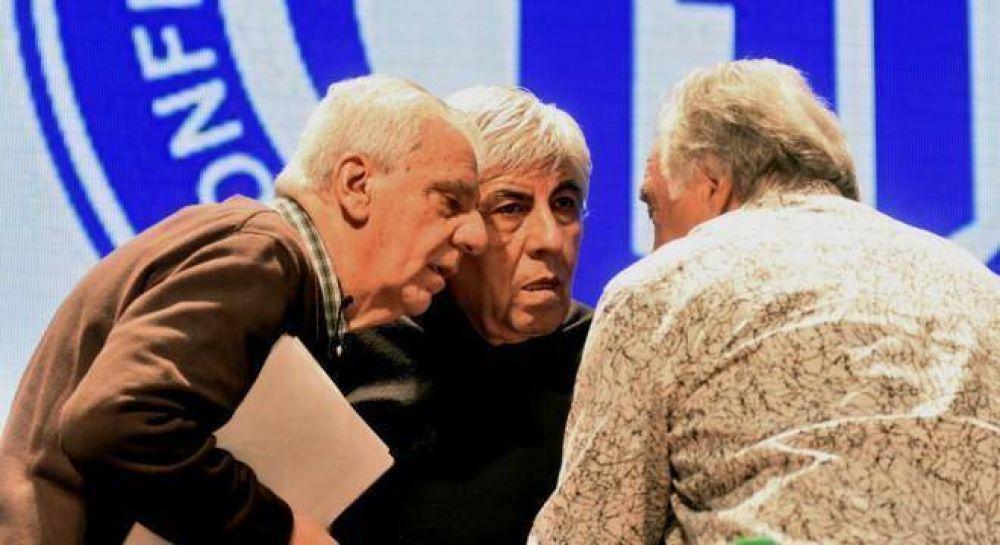 La CGT unificada no quiere apurar los tiempos del conflicto con Macri