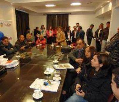 "Municipio licitó obra por $85 millones y habló de ""transparencia"""