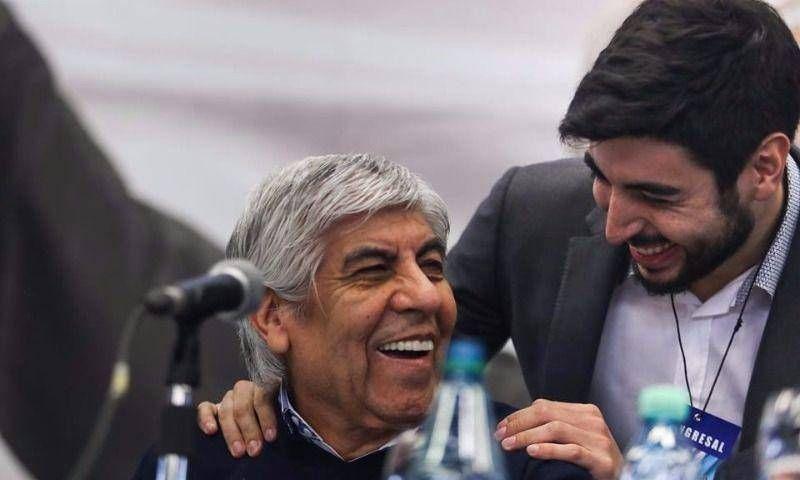 """Facundo Moyano: """"La reunificación de la CGT puede frenar el avance sobre los trabajadores"""""""