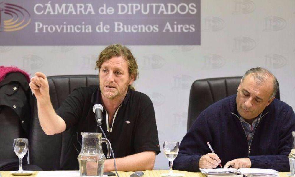 A nueve días de la presentación formal del Presupuesto 2017, estatales presionan a Vidal