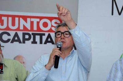 """""""Tenemos la obligación de ser alternativa al Gobierno"""""""