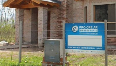 Casi doscientas familias catamarque�as ya se anotaron para el PROCREAR