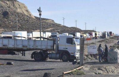 Municipales cortarán hoy la ruta por quinto día hábil consecutivo