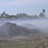 Recomiendan no quemar basura en espacios poblados