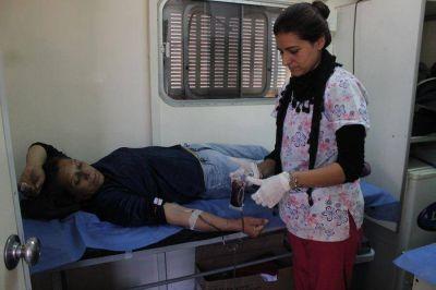 Anuncian colectas de sangre en hospitales