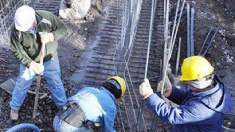 En la UOCRA están contentos por la ejecución de obras