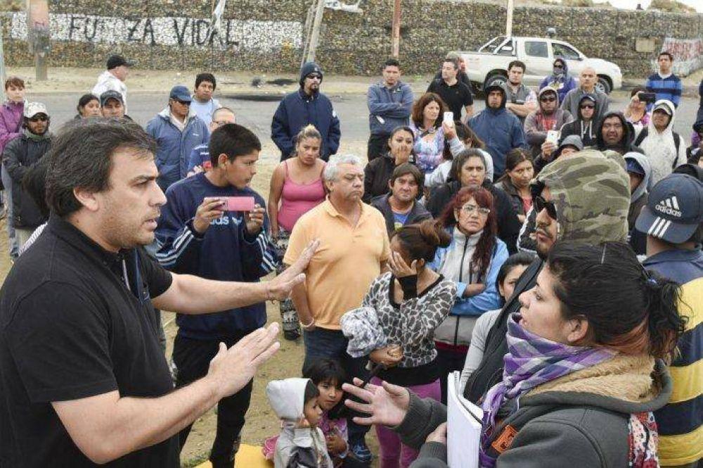 Planes sociales de Caleta comenzarían a ser financiados por el Fideicomiso Minero
