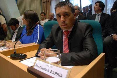 Barr�a solicitar� inversiones para mejorar el sistema telef�nico e internet
