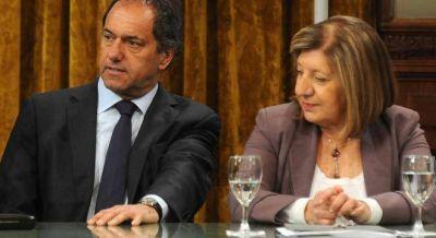 Falbo quiere echar al fiscal que investiga a Scioli