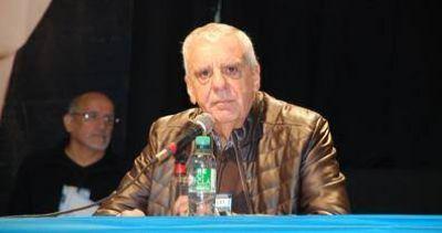 """José Lingeri: """"Esta CGT tiene un desafío muy importante por delante"""""""