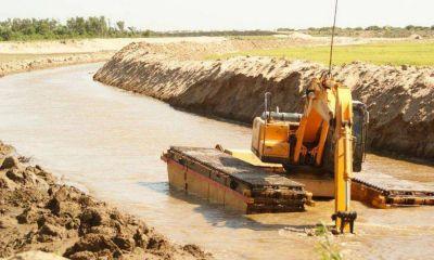 Preocupación del Gobierno provincial por obra en el río Pilcomayo