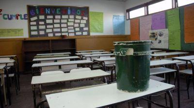Los docentes paran hoy en todo el pa�s: 9 millones de alumnos sin clases