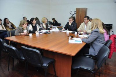Diputados trató en comisión el proyecto que crea la Administración General Única del Agua