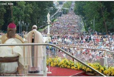 """El Papa escribe a los obispos de Polonia para agradecerles """"la cálida recepción de su visita"""