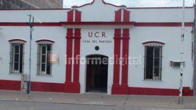 La UCR decidió ir a las urnas el 30 de octubre