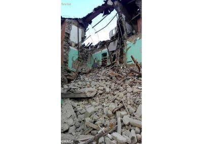 Cercan�a del Papa y de toda la Iglesia ante el terremoto que asol� el centro de Italia