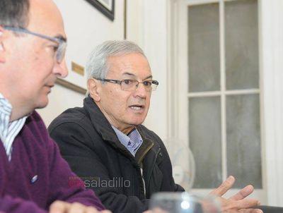'Vamos a trabajar con el Municipio de Saladillo en todo lo que requieran'
