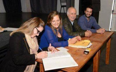 Avanza el inicio de obras para mayor acceso a la red cloacal en Mar Chiquita