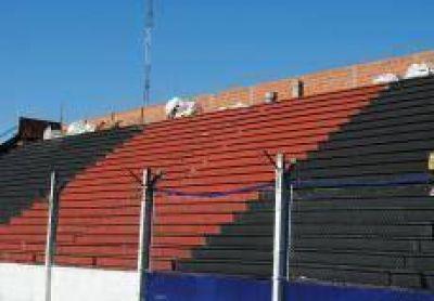Los trabajos en el Estadio est�n cerca de concluirse