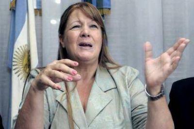 Stolbizer confirmó que presentó una ampliación de la denuncia contra Cristina por