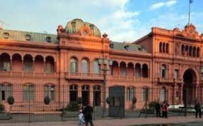 La Casa Rosada recibió, vía telefónica, una nueva amenaza de bomba