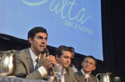 """Juan Manuel Urtubey: """"El turismo en Salta es el sector que más crecimiento tuvo horizontalmente en la Argentina"""