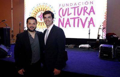 El Gobernador acompañó a la Fundación Cultura Nativa en la cena solidaria