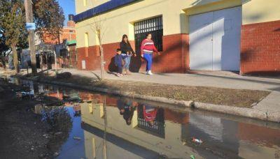 Vecinos piden que se declare en emergencia sanitaria a la zona sur de la ciudad