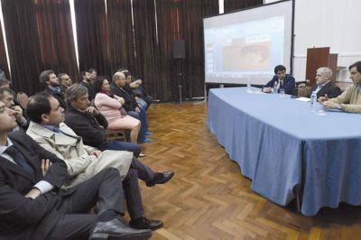 El Gobierno se reunió con el sector pesquero por el plan de manejo del langostino