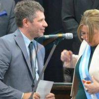 Gobarcz: �Lo que me pidi� la Gobernadora es que el trabajo sea a conciencia�