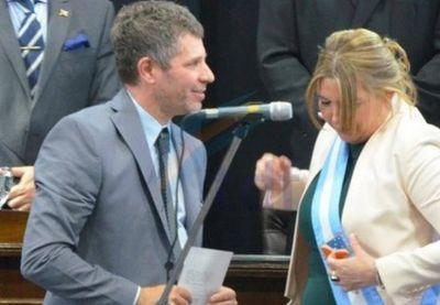 """Gobarcz: """"Lo que me pidió la Gobernadora es que el trabajo sea a conciencia"""""""