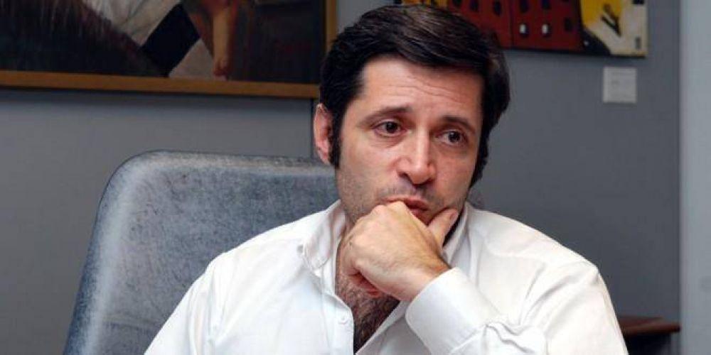 """Víctor Santa María: """"Cristina representa una voluntad importante del pueblo argentino"""""""