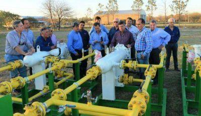 Ya proyectan las redes domiciliarias, un capítulo esencial del gasoducto